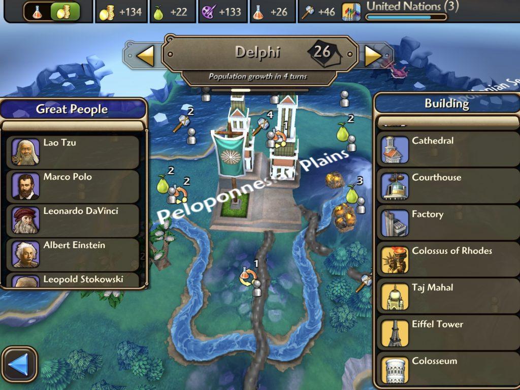 Civilization Revolution 2 #11
