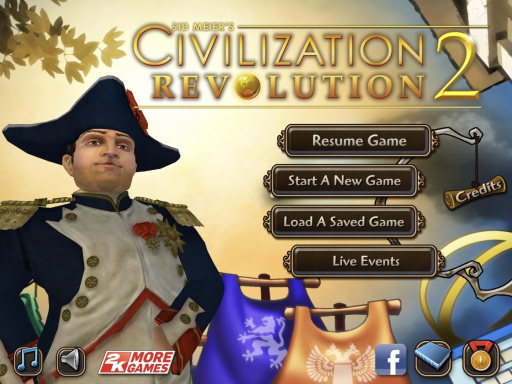 Civilization Revolution 2 #13