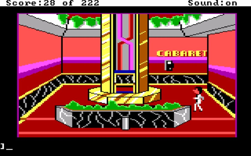 Leisure Suit Larry in the Land of the Lounge Lizards #11
