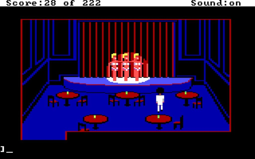 Leisure Suit Larry in the Land of the Lounge Lizards #12