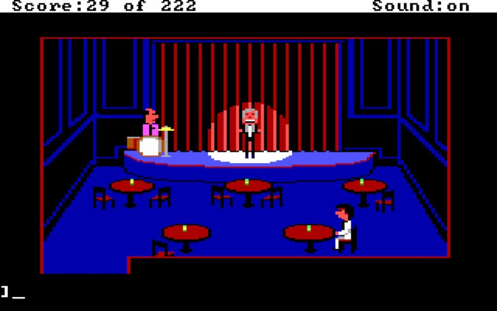 Leisure Suit Larry in the Land of the Lounge Lizards #13