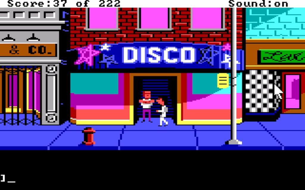 Leisure Suit Larry in the Land of the Lounge Lizards #16