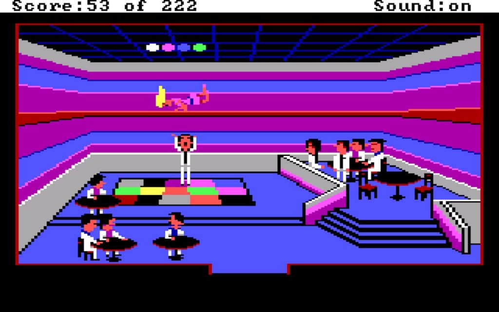 Leisure Suit Larry in the Land of the Lounge Lizards #18