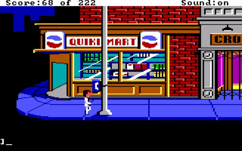 Leisure Suit Larry in the Land of the Lounge Lizards #19