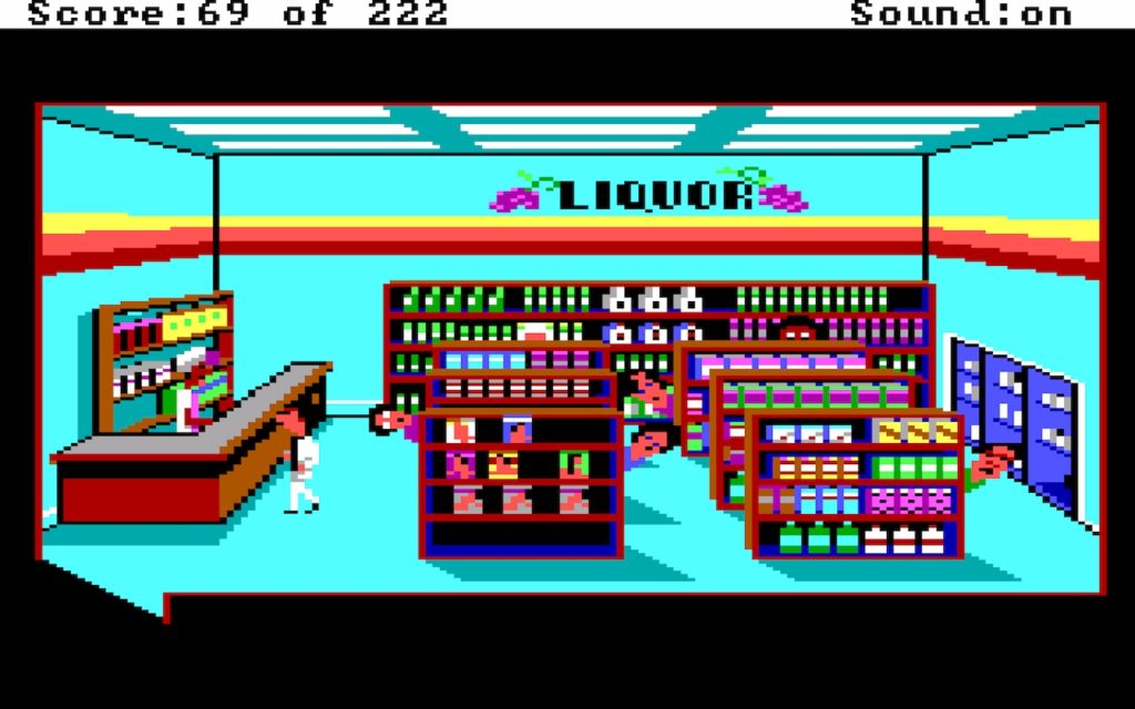 Leisure Suit Larry in the Land of the Lounge Lizards #20