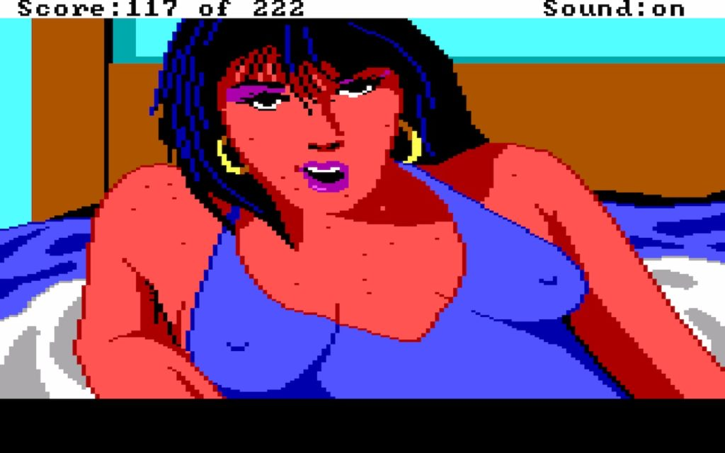 Leisure Suit Larry in the Land of the Lounge Lizards #27