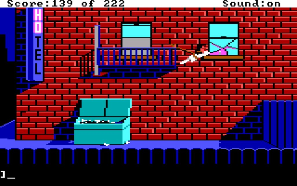 Leisure Suit Larry in the Land of the Lounge Lizards #29