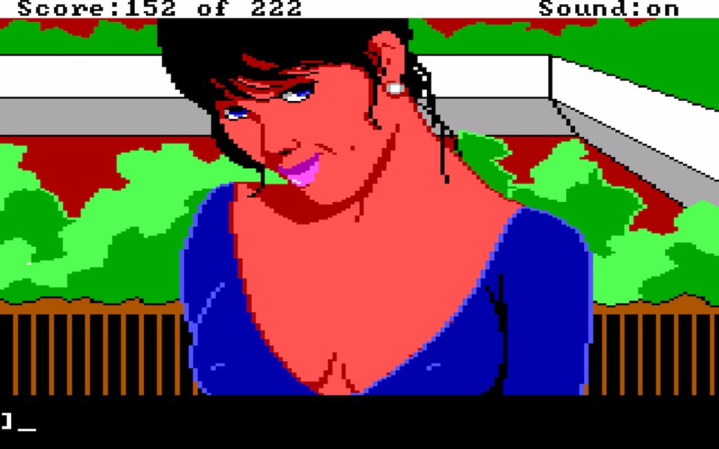 Leisure Suit Larry in the Land of the Lounge Lizards #30
