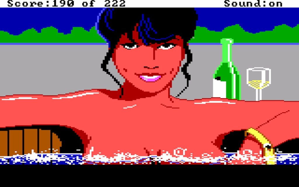 Leisure Suit Larry in the Land of the Lounge Lizards #34