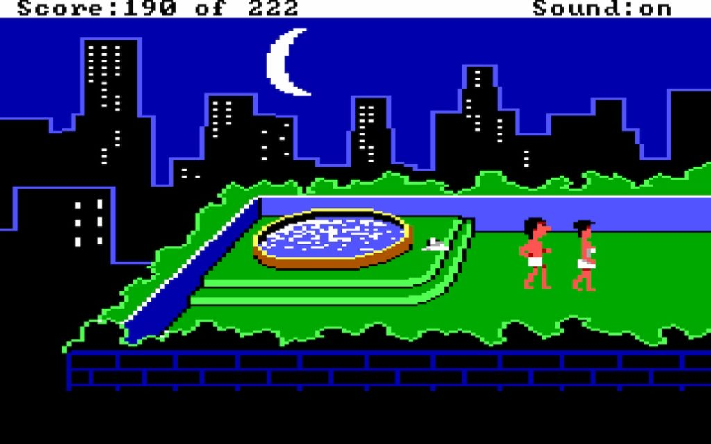 Leisure Suit Larry in the Land of the Lounge Lizards #35