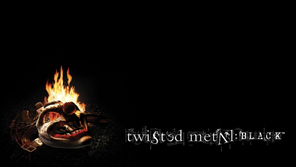 Twisted Metal: Black #01