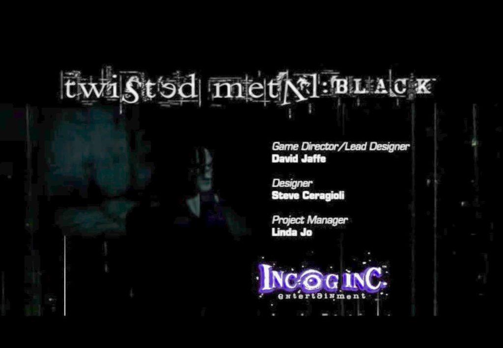 Twisted Metal: Black #36