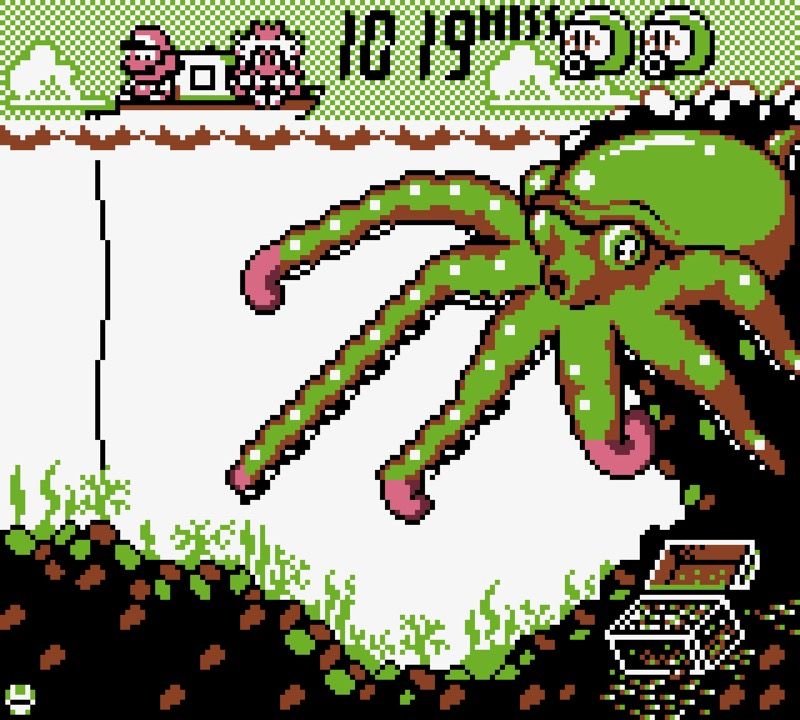 Game & Watch: Octopus #11