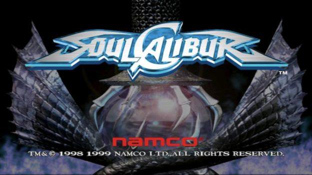 SoulCalibur #01