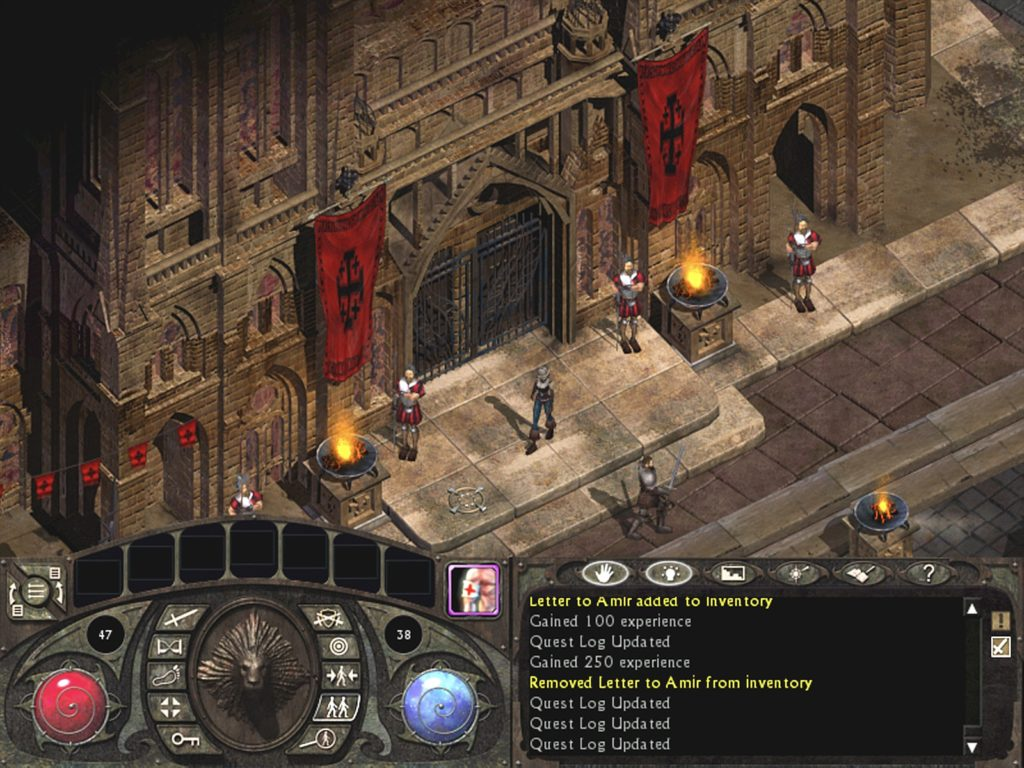 Lionheart: Legacy of the Crusader #07