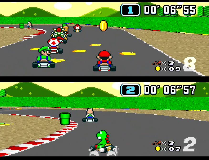 Super Mario Kart #02