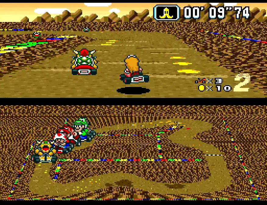 Super Mario Kart #03