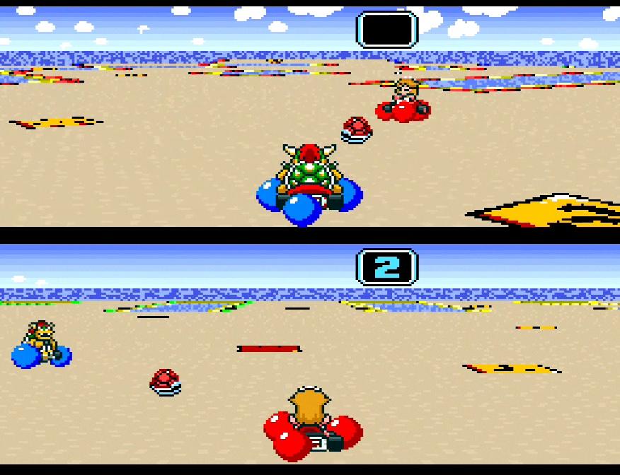 Super Mario Kart #04