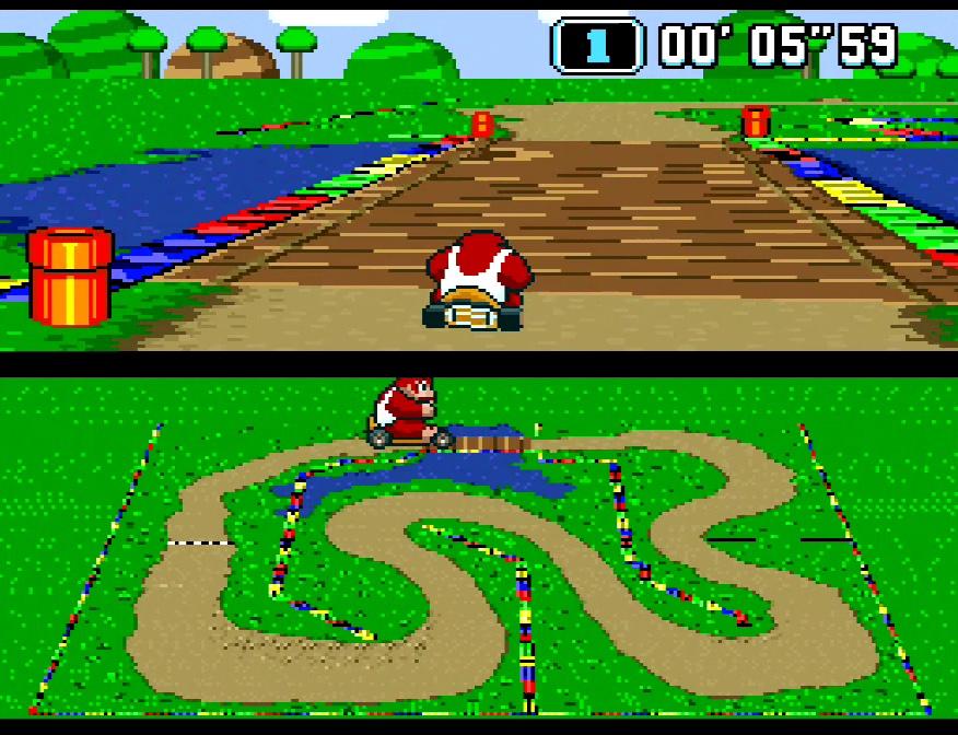 Super Mario Kart #05