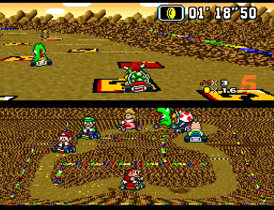 Super Mario Kart #06