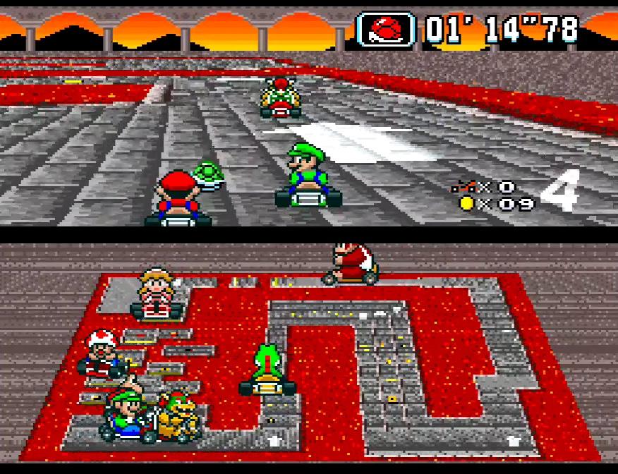 Super Mario Kart #07