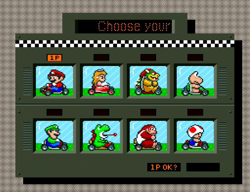 Super Mario Kart #09