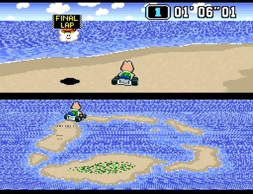 Super Mario Kart #11