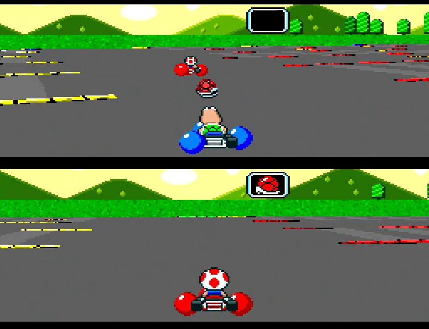 Super Mario Kart #12