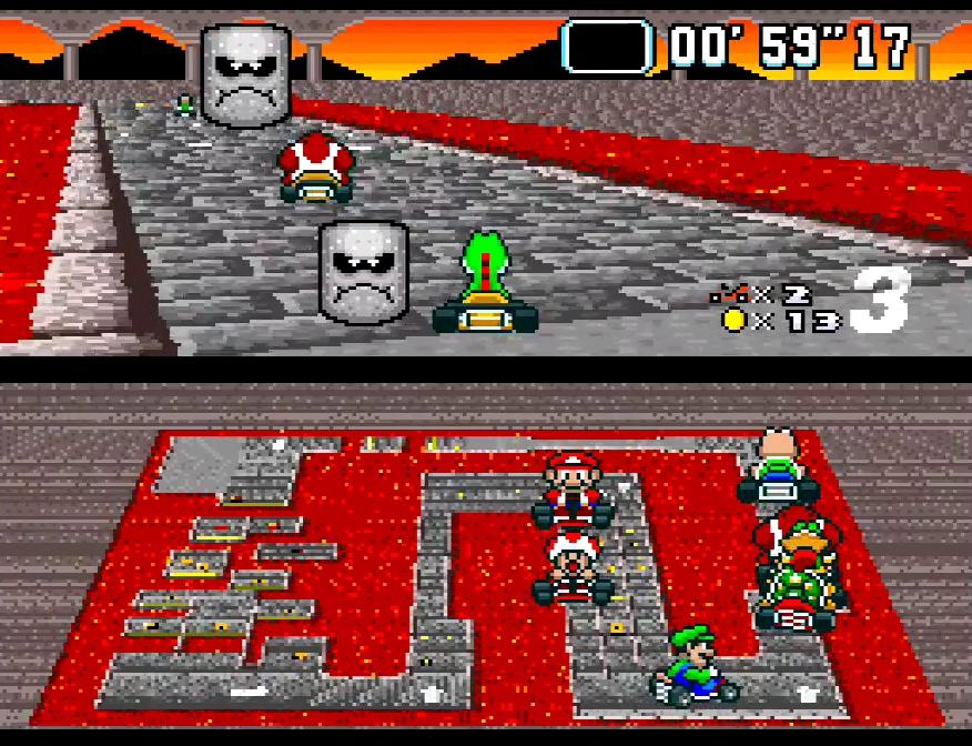 Super Mario Kart #13