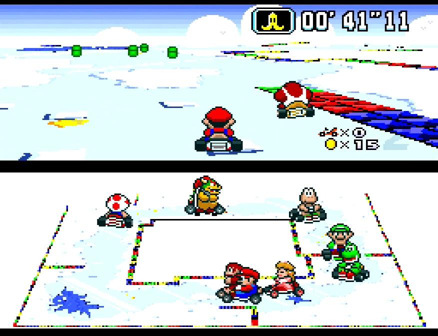 Super Mario Kart #14