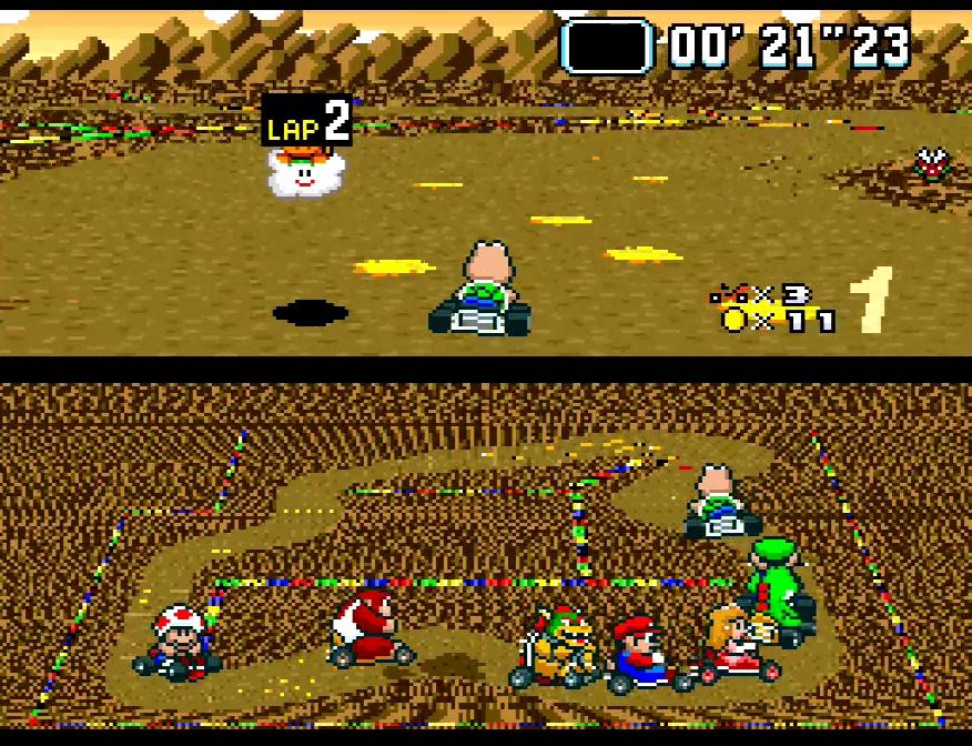 Super Mario Kart #15