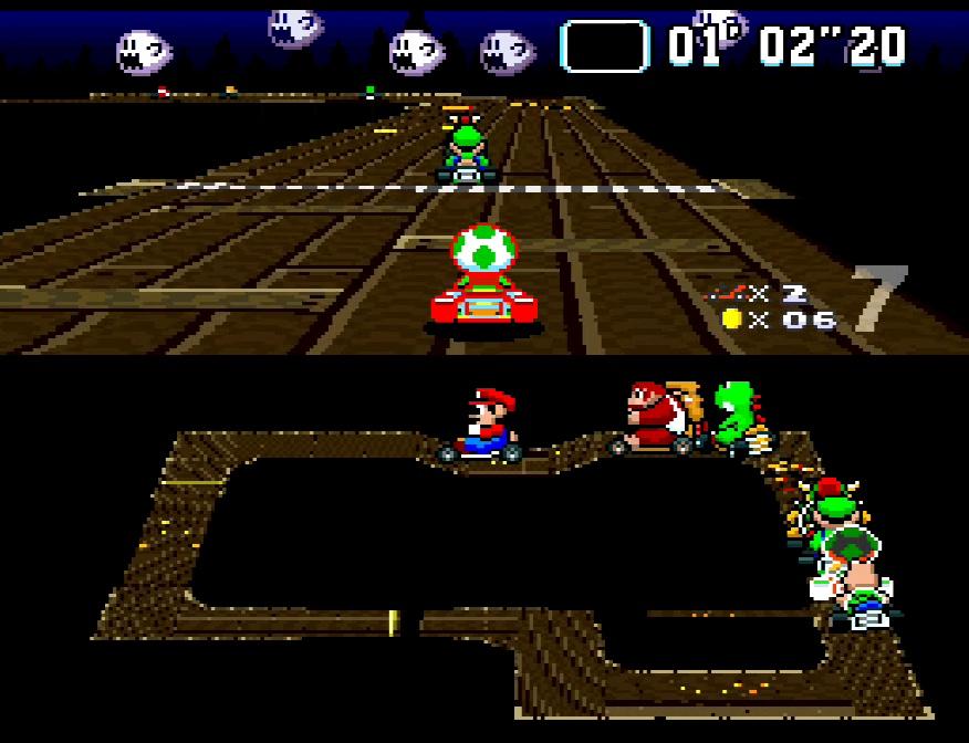 Super Mario Kart #16