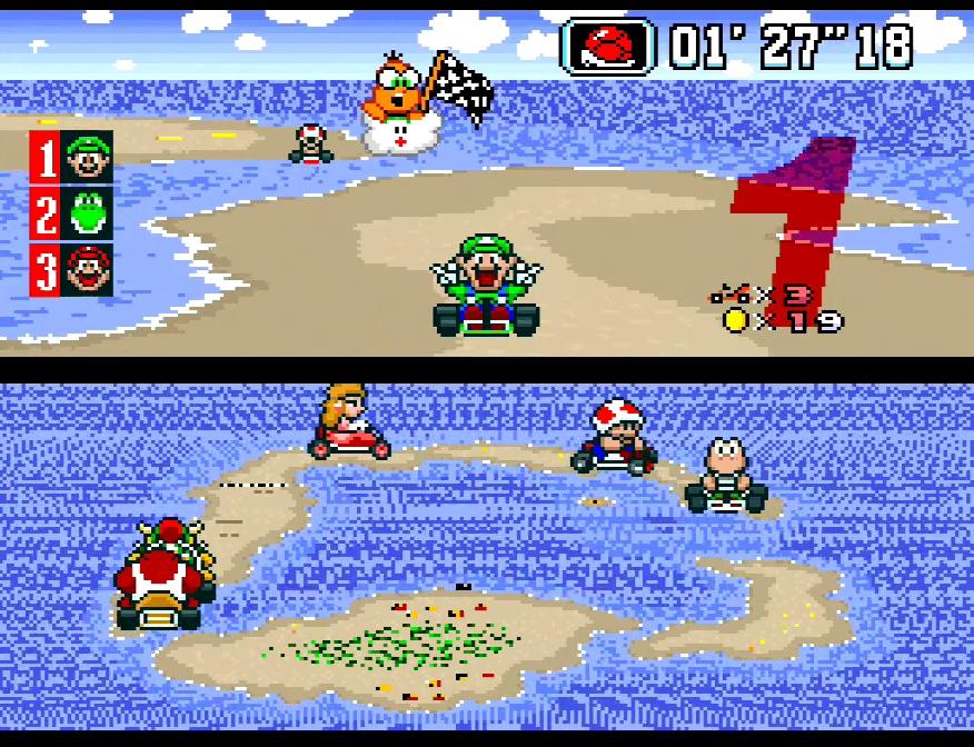 Super Mario Kart #18