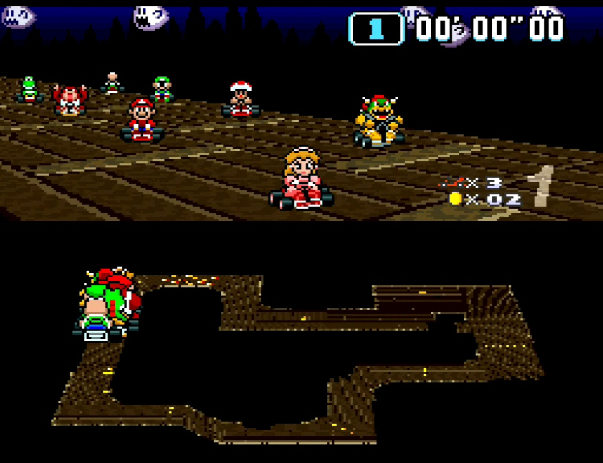 Super Mario Kart #19