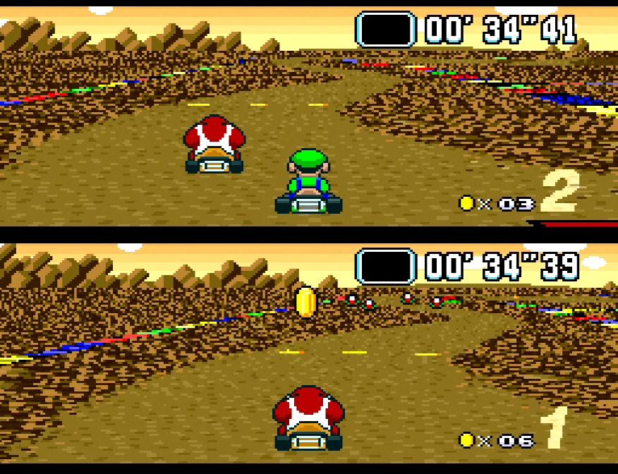 Super Mario Kart #20