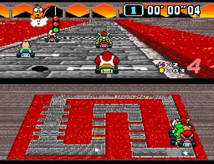 Super Mario Kart #21