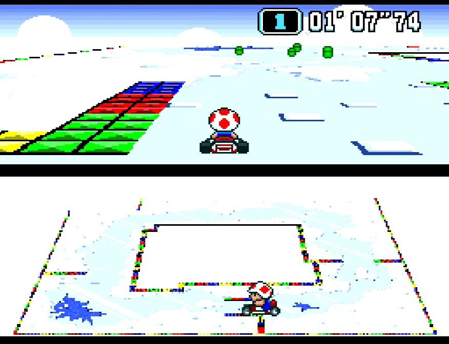 Super Mario Kart #22