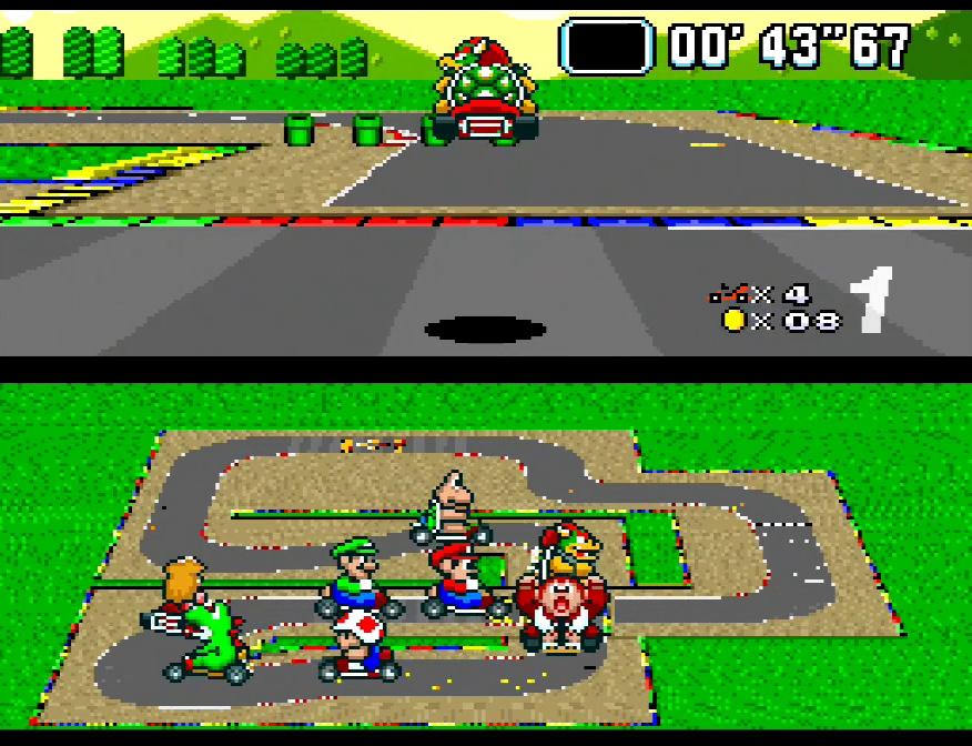 Super Mario Kart #23