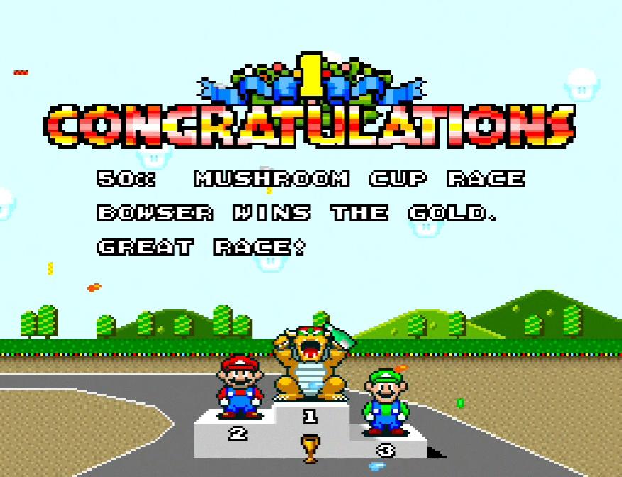 Super Mario Kart #24