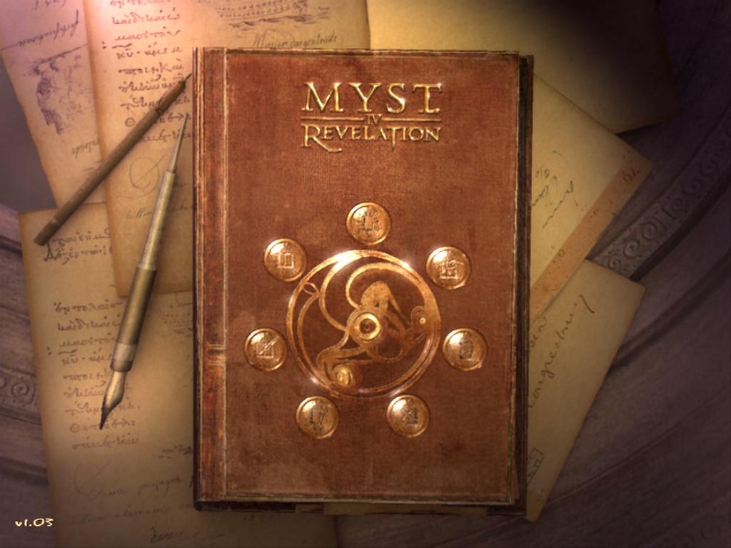 Myst IV: Revelation #01