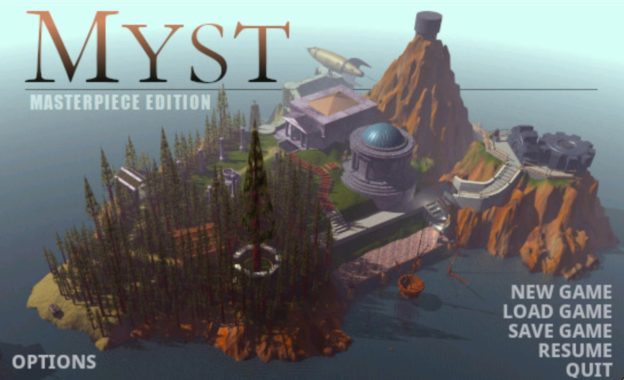 Myst Masterpiece Edition #01
