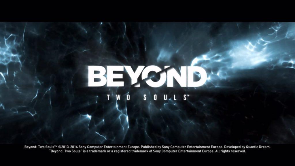 Beyond: Two Souls #01